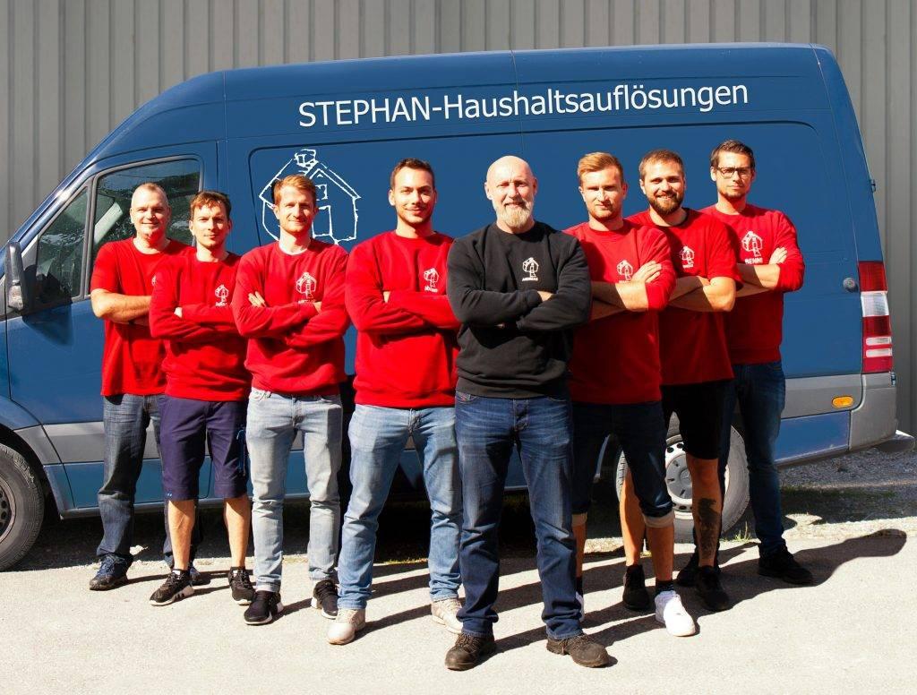 STEPHAN-Haushaltsauflösung - Willkommen auf der Startseite